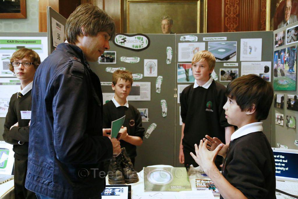 Royal medical society prizes for teens
