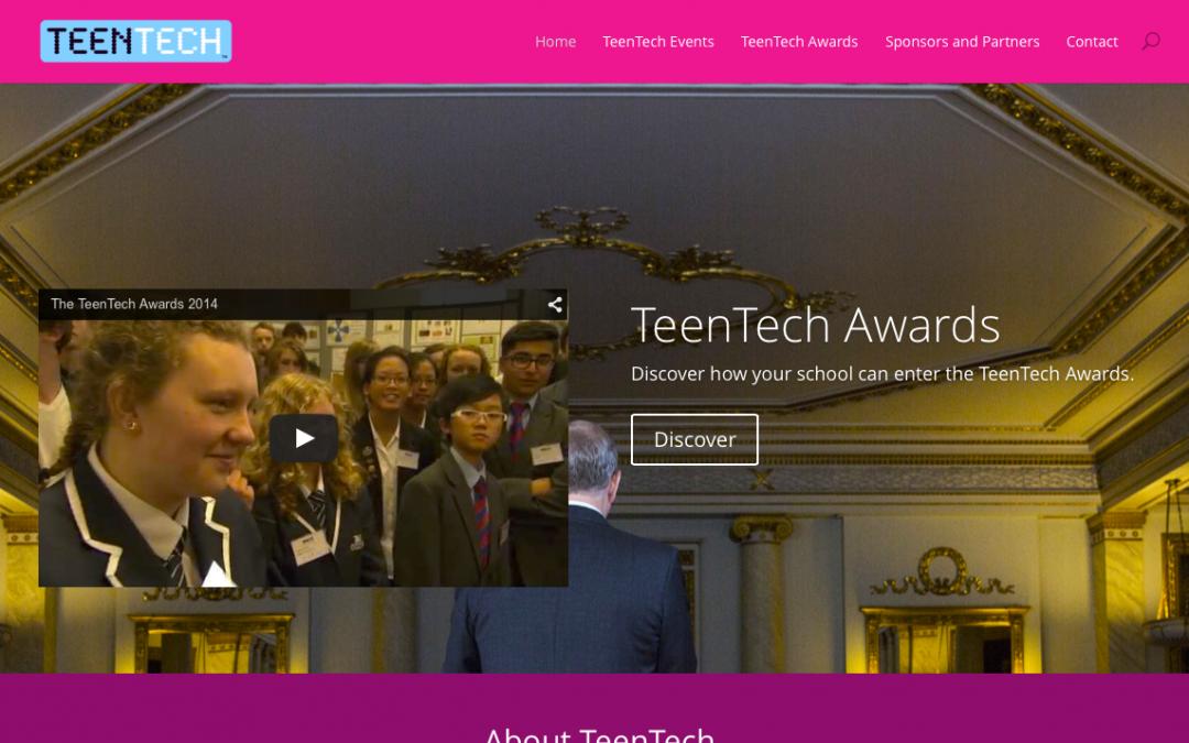 TeenTech gets a makeover!